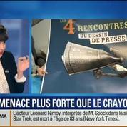 Les rencontres du dessin de presse de Caen reportées à cause des menaces d'attentats