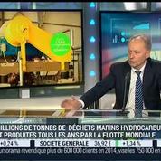La cleantech Ecoslops lance son introduction en Bourse: Michel Pingeot