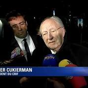 Dîner du Crif : Roger Cukierman revient sur ses propos sur le FN et sur les jeunes musulmans
