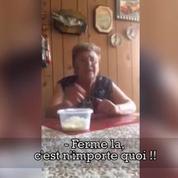 Un iPhone rend folle une grand-mère