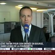 Les tendances sur les marchés: Bertrand Lamielle