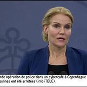 Helle Thorning-Schmidt : «C'est une guerre contre les valeurs des libertés individuelles»