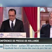 Le parti pris d'Hervé Gattegno: François Hollande est à la hauteur, sa politique beaucoup moins !
