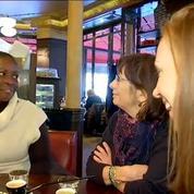 Service civique: On devient professionnel, explique une jeune en mission