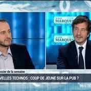La publicité et les nouvelles technologies: Frank Tapiro et Charles-Georges Picot(2/2)