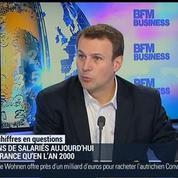 Jean-Charles Simon: Emploi salarié: nouvelle dégradation au 3ème trimestre 2014