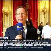 Le Paris de Michael Ellis, Guides Michelin