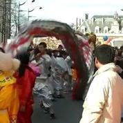 Le Nouvel an chinois investit les rues de Paris
