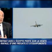 Vente de Rafale: C'est un jour historique pour Dassault, se félicite son PDG