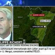 Philippe Richert, président du Conseil régional d'Alsace : « C'est ignoble ce qu'il s'est passé »