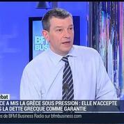 Nicolas Doze: Crise grecque: La décision de la BCE est parfaitement recevable !