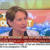 Voitures électriques : un bonus de 10 000 euros en place «en avril» annonce Royal