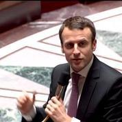 Les applaudissements ironiques adressés à Macron