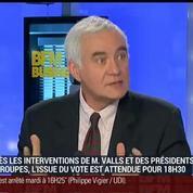 Débat sur la loi Macron et la motion de censure