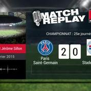PSG - Caen (2-2) : Le Match Replay avec le son de RMC Sport
