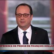 Hollande propose «un nouveau contrat civique»