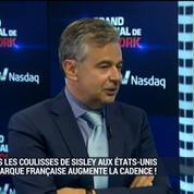 Sisley se développe sur le marché américain: Arnaud Naintré (1/4) –