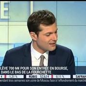Elis se lance en Bourse: Xavier Martiré –