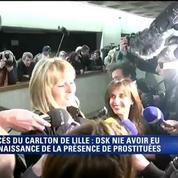 DSK m'a fait une proposition que j'ai refusée, raconte Béatrice Legrain