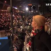 Copenhague : des milliers de danois rassemblés sur le lieu de l'attaque