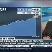 Le Club de la Bourse: Éric Lewin, François Mallet et Jérôme Vinerier