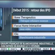 Elis relance son introduction en Bourse: José Berros