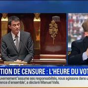 BFM Story: Édition spéciale Motion de censure (4/8): L'heure du vote
