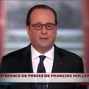 Hollande sur les attentats de Paris : «J'ai forcément changé»