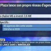 Immobilier: M6 va financer le réseau d'agences de Stéphane Plaza