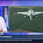 Nicolas Doze: Vente du Rafale: Réjouissons-nous de l'avoir réussi !