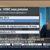 François d'Aubert, président du groupe d'évaluation de l'OCDE sur la transparence fiscale