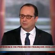 Conférence de presse : Hollande fait plusieurs annonces sur l'école