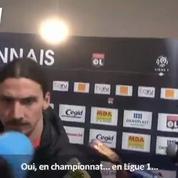 Football / Zlatan se paie encore un journaliste