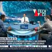 Le crowdfunding prend son envol en France: Nicolas Lesur, Charles Egly, Guillaume Gibault et Frédéric Simottel (1/2)