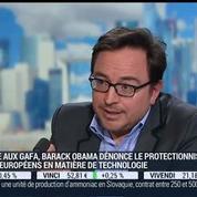 Marc Mossé, Microsoft France