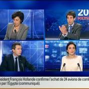20H Politique: Accord de Minsk: quels effets sur l'image du couple franco-allemand ?