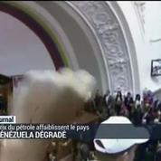 Pétrole : Le Vénézuela dégradé