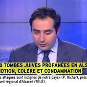 Elie korchia: « Les juifs de France seront vraiment rassurés lorsqu'ils verront la courbe des actes antisémites baisser »