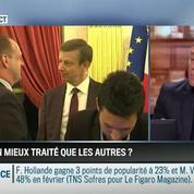 Le parti pris d'Hervé Gattegno: Le FN est mieux traité que les autres partis !