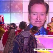 Accusé de plagiat, Hanouna répond à Conan O'Brien