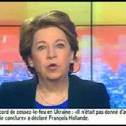 Corinne Lepage en guerre contre les tarifs autoroutiers