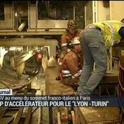 LGV Lyon-Turin: la situation est débloquée, selon Hollande