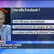 Facebook City, la ville que Zuckerberg veut créer pour ses salariés