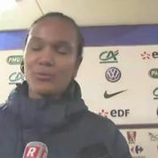 Football / Euro 2016 : Wendie Renard ambassadrice à Lyon
