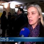 Lille: le public se presse pour les auditions de DSK