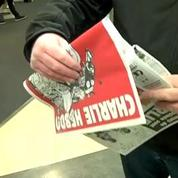 Charlie Hebdo : pas de ruée mais l'élan de solidarité continue