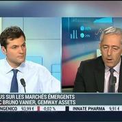 Focus sur les marchés émergents: Bruno Vanier –