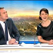 Fanny Agostini donne une recette de poisson chat en direct sur BFMTV