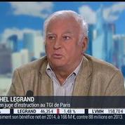 Michel Legrand, ancien juge d'instruction au TGI de Paris –