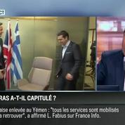 Brunet & Neumann : Grèce : Tsipras a-t-il dû plier face à l'Europe? –